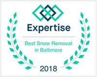 2018 Expertise Best Snow Removal Companies in Baltimore Logo