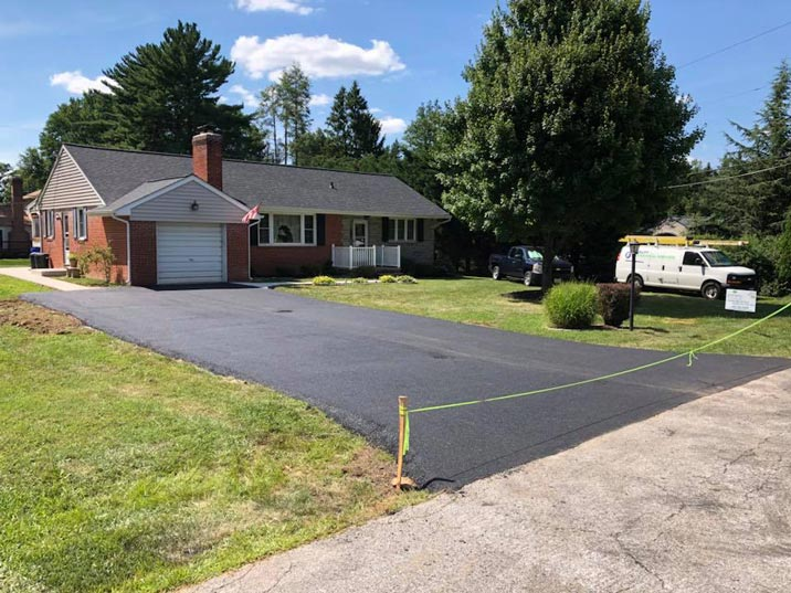 Learn about the importance of sealing your asphalt driveway this fall.