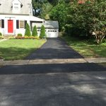 residential driveway