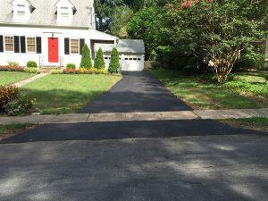 residential driveway repair