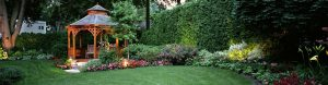 Discover the current trends in landscape design.