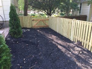 Wooden Fence 1