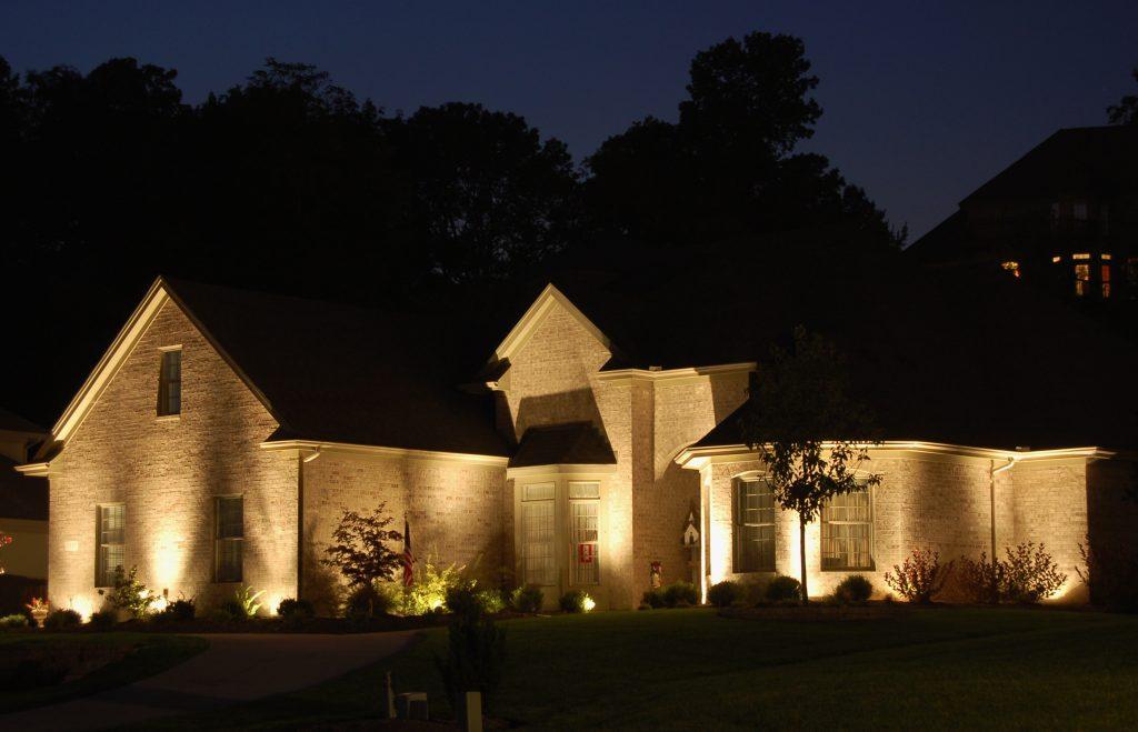 Types of Landscape Lighting