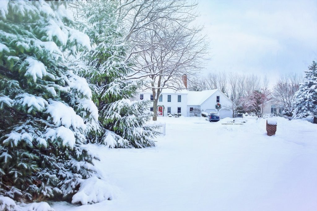 Maintaining Your Hardscapes in Winter