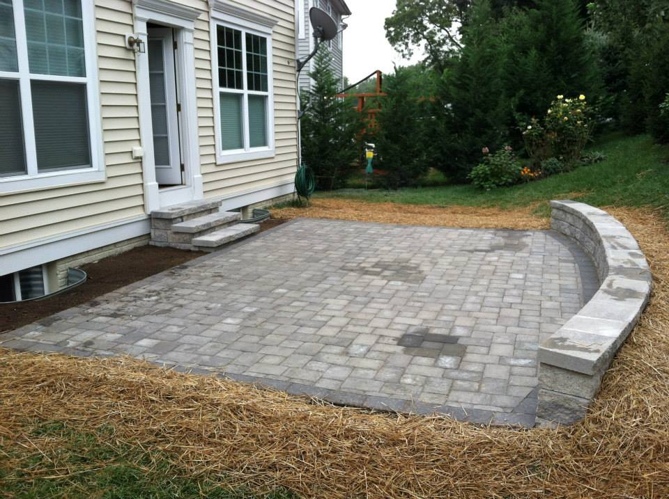 How To: Paver Patio Installation