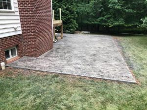 The Benefits of a Stamped Concrete Patio